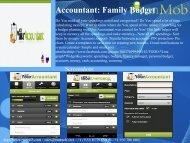 Accountant: Family Budget - RunMob