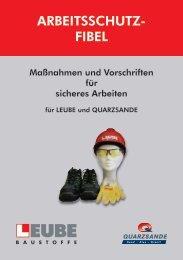 ARBEITSSCHUTZ- FIBEL