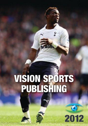 VISION SPORTS PUBLISHING 2012