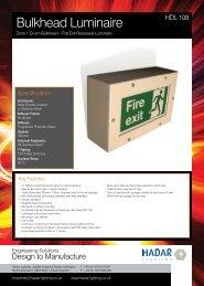 Bulkhead Luminaire H.. - Source IEC