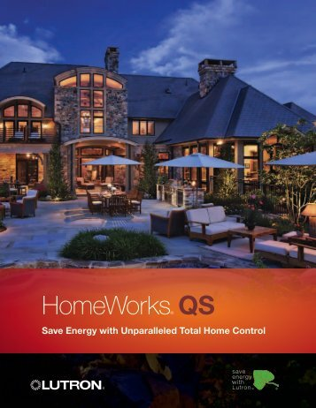 HomeWorks® QS - Hill Residential Systems