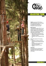 Download PDF of Rope Courses PPE - Kong