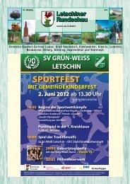 Juni 2012 - Gemeinde Letschin