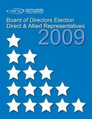 2009 Elections Folder - The Global Business Travel Association
