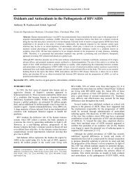 Oxidants and Antioxidants in the Pathogenesis ... - Bentham Science