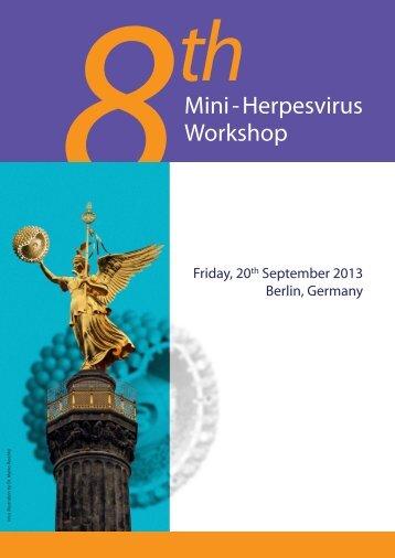 Mini - Herpesvirus Workshop - GfV