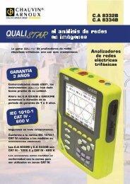 Catálogo Qualistar - Cydesa