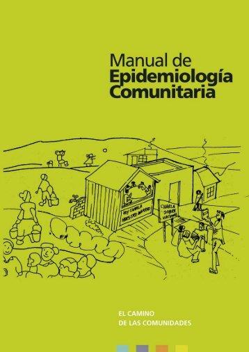 Manual de Epidemiologia Comunitaria