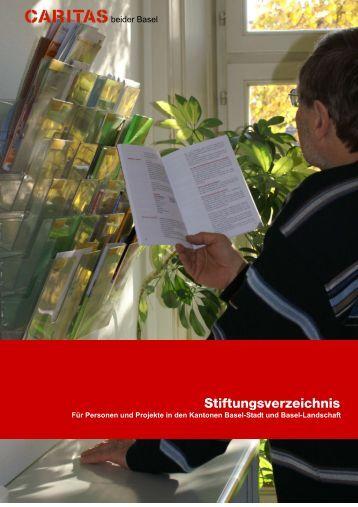 Stiftung - Caritas beider Basel