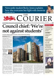 15th February (Issue 1205) - The Courier