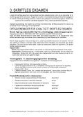 Til retningslinjene for lokalt gitt eksamen 2010 - Hordaland ... - Page 7