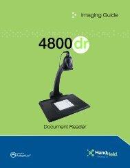 Document Reader Imaging Guide