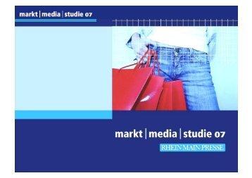 Studie der Allgemeinen Zeitung - Ingelheim
