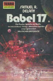 TTB 260 - Delany, Samuel R - Babel 17