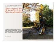 Eline Begtrup Weeth - ATV - Jord og Grundvand
