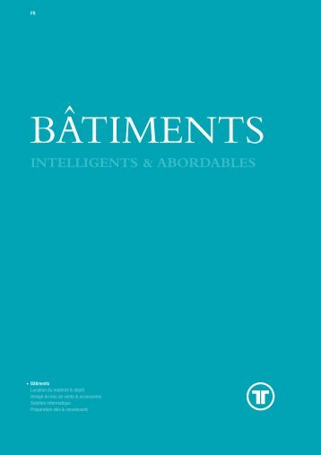 INTELLIGENTS & ABORDABLES - Thaler Systems