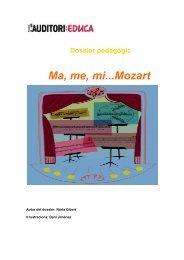 Ma, me, mi...Mozart - L'Auditori