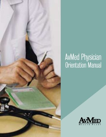 AvMed Physician