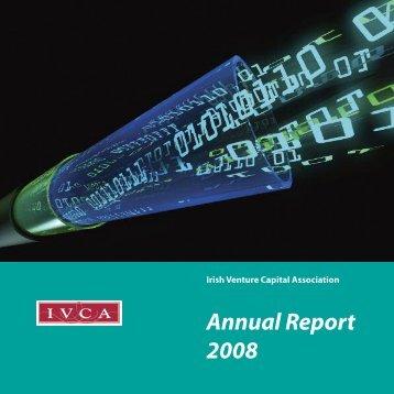 Annual Report 2008 - IVCA