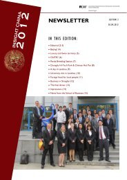 NEWSLETTER - Insight China 2012!