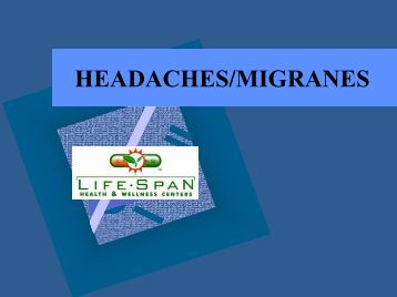 Headaches for Consumer