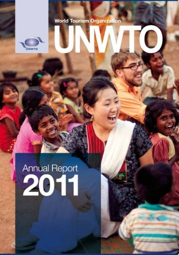 Annual Report 2011 - unwto