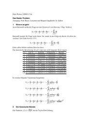 Basler Problem.pdf - Hans & Meta Walser