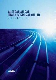 Annual Report 2011 / 2012 - ARTC