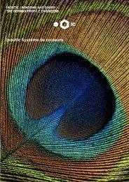 Brochure d'information système de couleurs - Inoutic