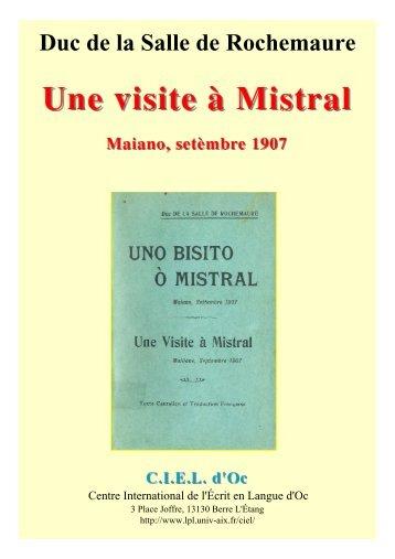 Télécharger au format pdf (124 Ko) - Aix-Marseille I