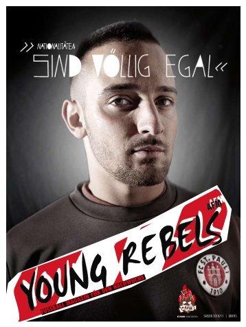 Young Rebels Magazin 2010 - AFM