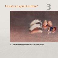 Ce este un aparat auditiv? - Sonorom