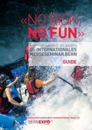 Guide - Internationales Messeseminar - 45. Internationales ...
