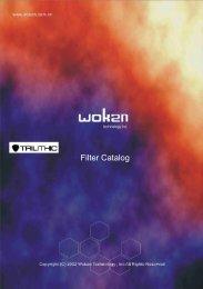Filter Catalog