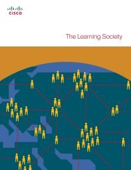 The Learning Society.pdf - Global Education Leaders' Program