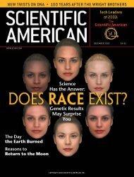 Scientific American 50 - RAD Lab - University of California, Berkeley