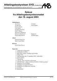 18.08.2003 - Avedøre Stationsby Syd