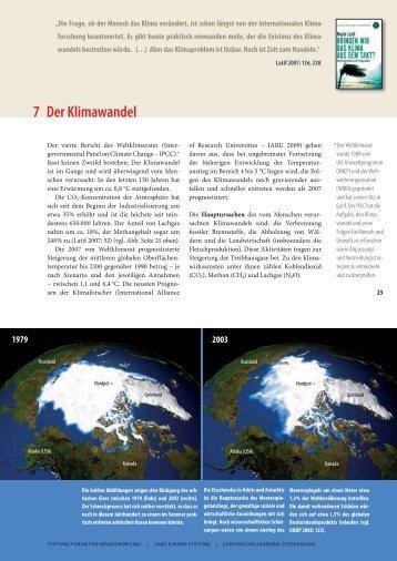 7 Der Klimawandel - Entrepreneurship.de