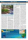listopad 2006 ročník II - Okno do kraje - Page 5