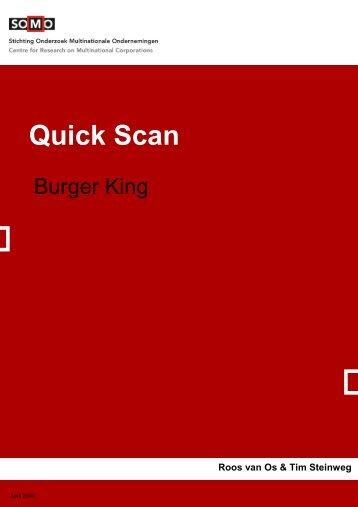 burger king csr
