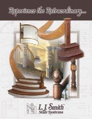 Custom Capabilities - LJ Smith | Stair Systems