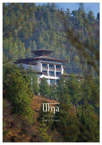 COMO Fact Sheet - COMO Hotels and Resorts