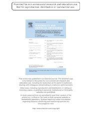 Author's personal copy - ECSA