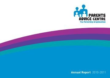 PAC Annual Report: 2010 - 2011 - Parents NI