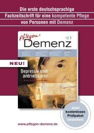 Die erste deutschsprachige Fachzeitschrift für eine kompetente ...