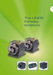 19-Faraday Isolators.pdf - Qioptiq Q-Shop