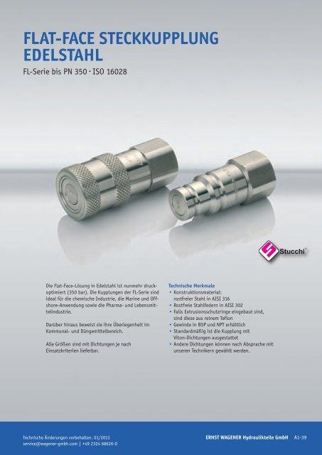FL Serie - Ernst Wagener Hydraulikteile GmbH