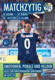 Ausgabe 5 - FC Luzern