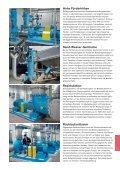 Abwasseranwendungen mit Egger Kreiselpumpen und Blenden-Regulierschiebern. Rohabwasserpumpen, Sandfangpumpen, Rezirkulationspumpen, Rücklaufschlammpumpen, Belüftung Belebung, Regelblende, Faulturmumwälzpumpe, Einlaufpumpwerk, Pumpe Kläranlage - Seite 3