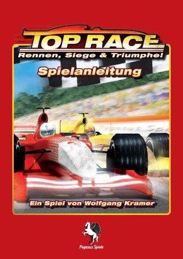 """""""Top Race"""" - Spielregeln - Kramer - Spiele"""